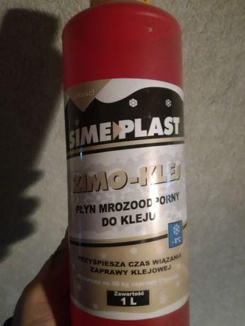 Plastyfikator płyn do kleju