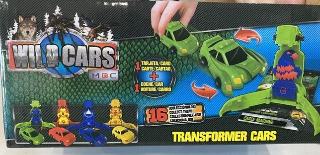 Carrinhos Transformer