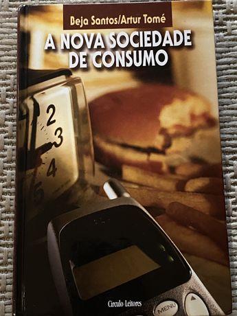 Livro a nova sociedade de consumo