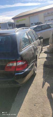 Mercedes 211 на запчастини 2.7 cdi 130 kw механіка