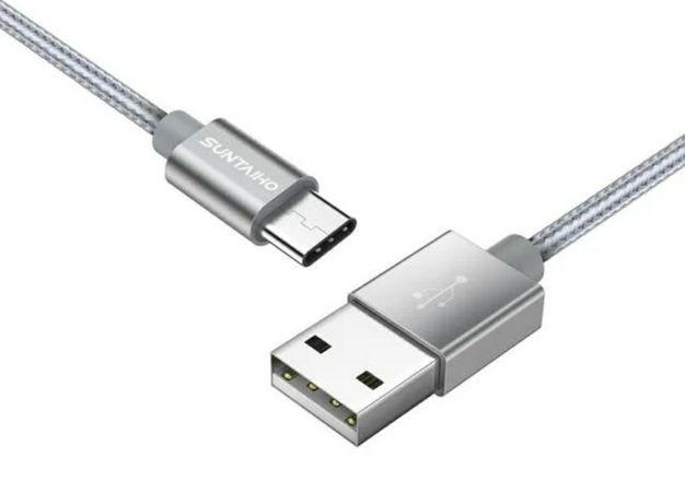 Кабель USB Type-C/USB 3.0. Быстрая зарядка!