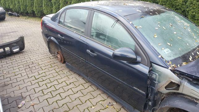 Drzwi prawe lewe przód tył Opel Vectra C Z20H sedan części