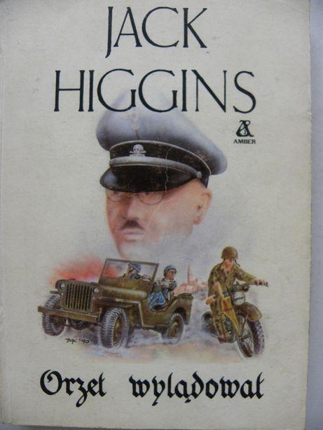 """Jack Higgins -""""Orzeł wylądował"""""""