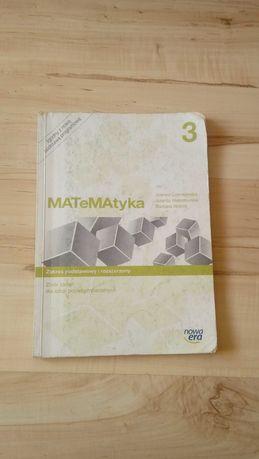 Matematyka 3 (MATeMAtyka 3) zbiór zadań, podstawa i rozszerzenie