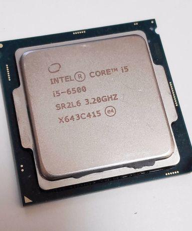 Процессор Intel Core i5 6500 s1151