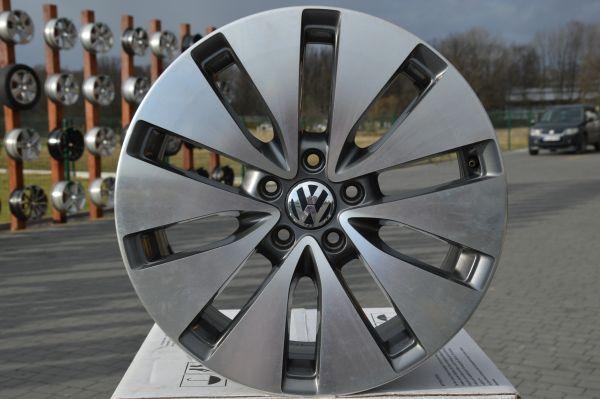 """RSCAR"" - Oryginalne felgi VW 18"" 5x112"