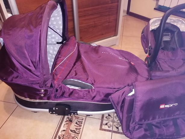 Gondola+ nosidełko+torba do espiro gtx