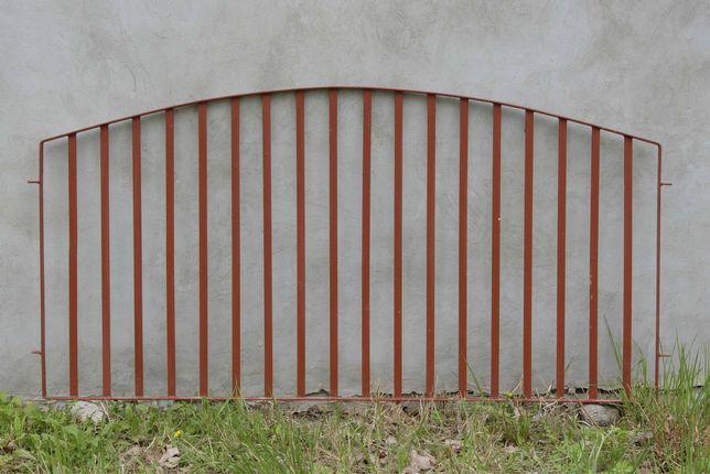 Ogrodzenie przęsło panel