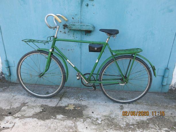 Продам велосипед Украина СССР ц. 1800 грн.
