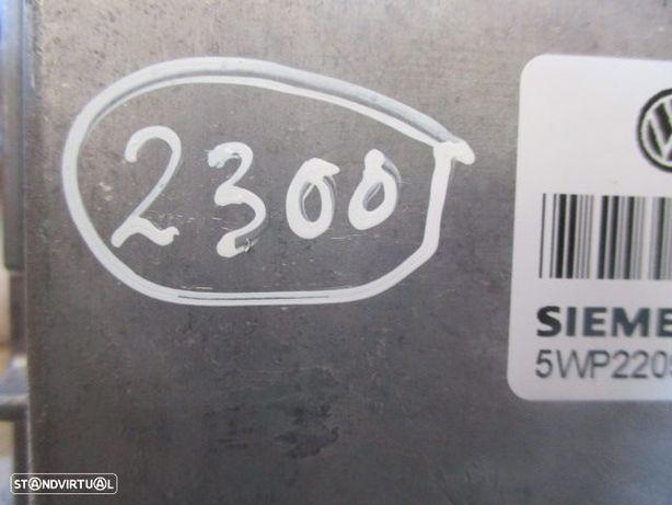 Modulo 0AD927755AR 5WP22092 VW / TOUAREG / 2003 / 2.5TDI / CAIXA AUTOMATICA /