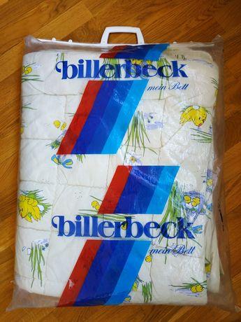 Шерстяна дитяча ковдра+подушка Billerbeck