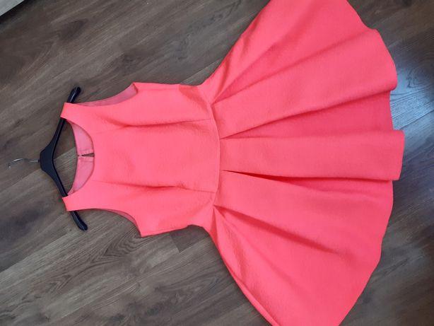 Sukienka M różowa