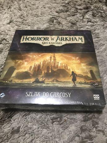 Gra Horror w Arkham LCG Szlak do Carcosy