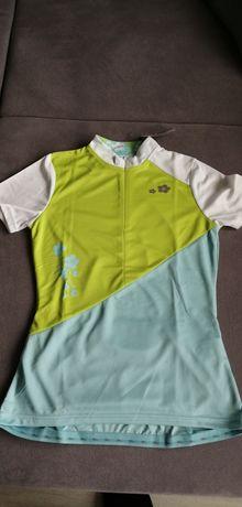 Nowa koszulka rowerowa damska Crivit 38/40