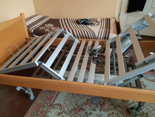 Łóżko ortopedyczne