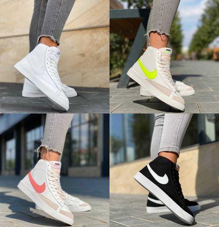 Женские кроссовки Nike Blazer Mid 77 Vintage 36-41 Хит Осени! Наложка!