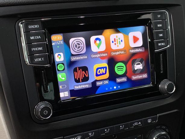 Radio Skoda PQ MIB STD2 35680C Carplay