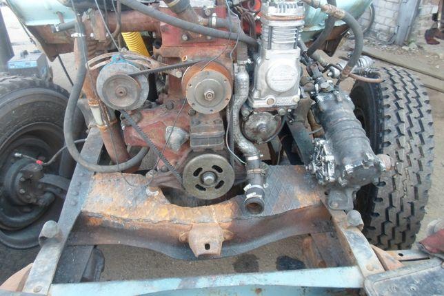 ГАЗ-3307, ГАЗ-53, ЗИЛ-130. Установка дизелей, изготовление кузовов