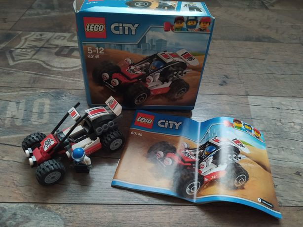 Lego łazik 60145