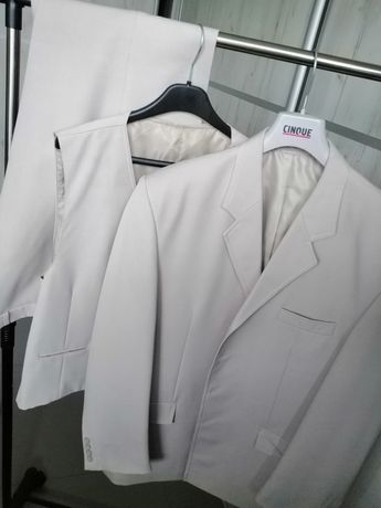 Garnitur jasny ecru