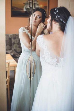 Suknia ślubna z salonu Mariees 40-42