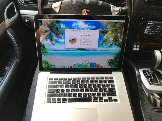 MacBook Pro 2012 i7 8Gb 256 SSD
