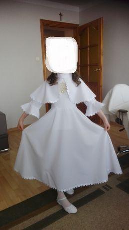 Alba sukienkowa komunijna