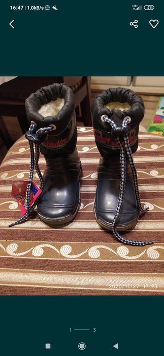 Śniegowce dziecięce  21-22 Nowy Laskowiec - image 1