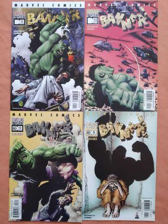 Coleções Hulk (comics e livros em inglês)
