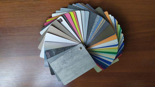 Каталог ДСП SWISSPAN Color