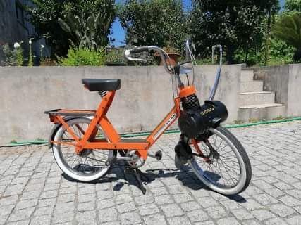 Bicicleta francesa marca solex 5000 ano 1970