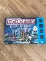 Jogo MONOPOLY EDICAO MUNDIAL