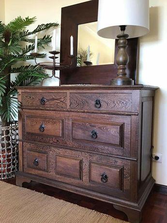 comoda, aparador, consola, vintage, rustico,  decoração