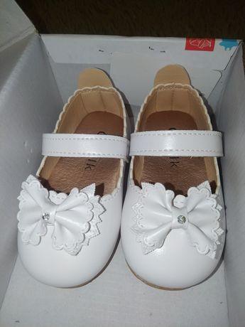 Продам туфельки 13 см