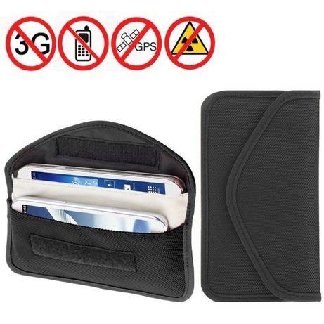 Bloqueador de Sinais Anti- Escudo Bolsa para telemóvel
