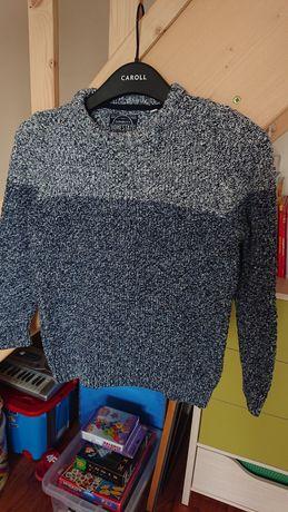 Sweterek chłopięcy C&A w roz.134-140