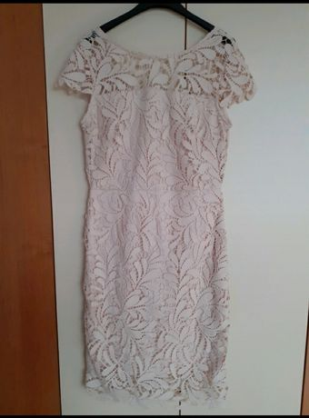 Koronkowa sukienka r.38