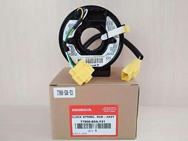 Шлейф руля, модуль SRS Honda Accord 77900-SDA-Y21 Хонда Аккорд 03-07.