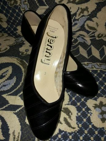 Eleganckie buty damskie skóra Jenny rozm.37