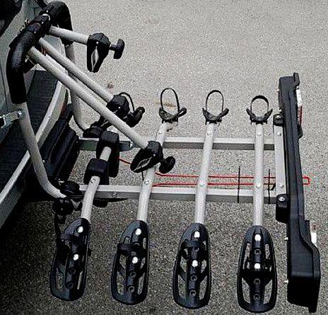 Bagażnik rowerowy na hak Peruzzo Parma 4 platforma - RATY - PROMOCJA -