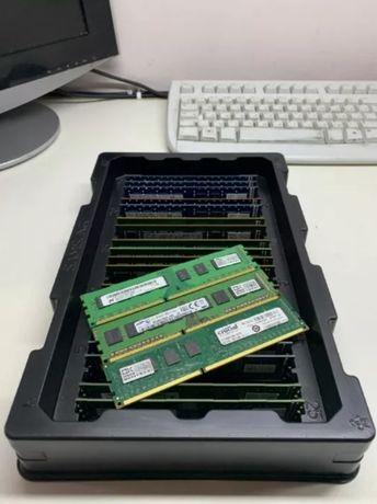 Оперативная память Dimm DDR3 4 Gb 8Gb 1333MHz 1600Mhz PC3-10600 128