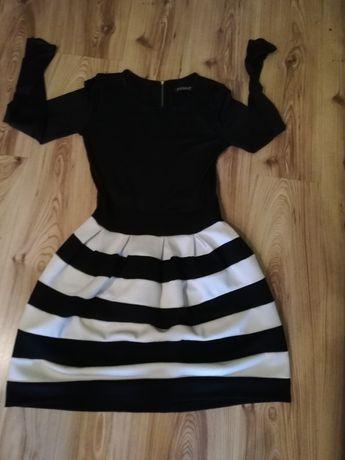 Sukienka rozmiar L ubrana dwa razy