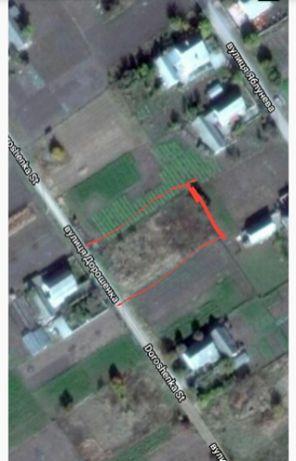 ДОГОВОРНАЯ !! Продам земельный участок в Липовце