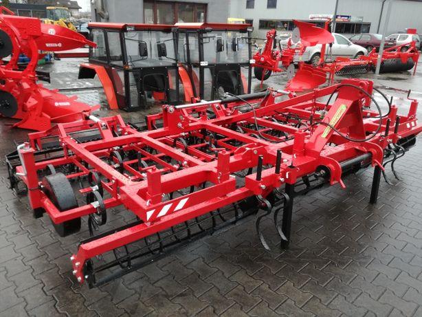 OD Ręki!!! Agregat uprawowy hydrauliczny NOWY 3,6m 4,2m Agro-Factory