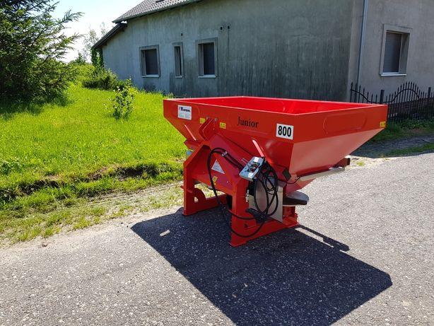 Rozsiewacz nawozów Junior II WOPROL 800 kg Dostępne od ręki
