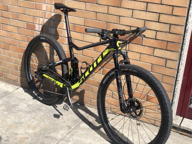 Scott Spark RC 900 - Full Upgrade - Bicicleta Suspensão Total Carbono