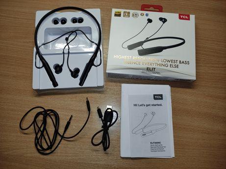 Bluetooth наушники TCL Elit200 NC (Bluetooth, провод, акт. шумопод.)