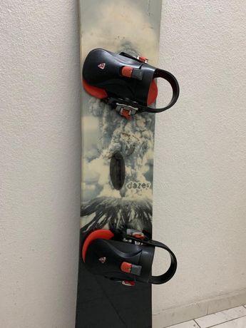 Prancha Snowboard Rossignol Dazer