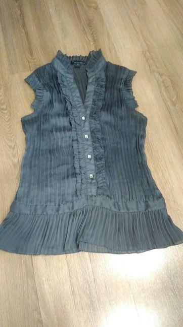 Шифоновая блузка/ рубашка/кофточка