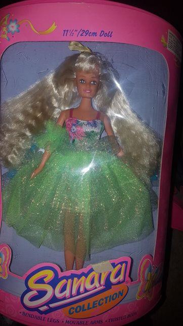 Conjunto de bonecas tipo barbie